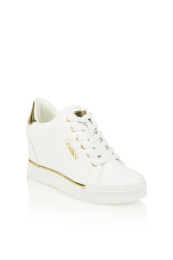 Chaussures GUESS FLOWURS Blanc