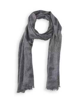 Echarpe GUESS NOT COORDINATED SCARF 80X185 Noir