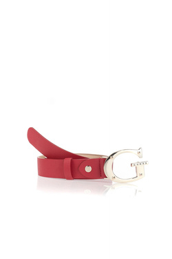 Ceinture GUESS CAMILA ADJUSTABLE BELT Rouge