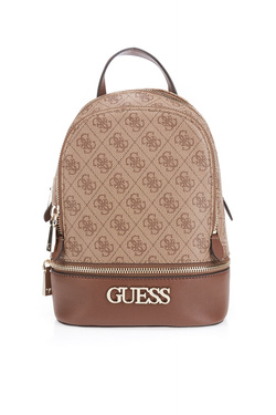 Sac dos GUESS SKYE BACKPACK Marron