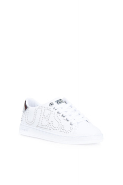 Chaussures GUESS CATER Blanc
