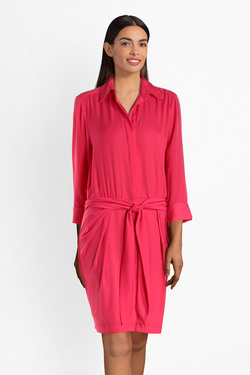 Robe GUESS W93K95WAF20 NAHIA DRESS Rose