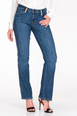 Jean GUESS W93A15D3OR0  SEXY STRAIGHT Bleu