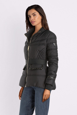 Doudoune GUESS W94L0HW6NV0 RAINA JACKET Noir