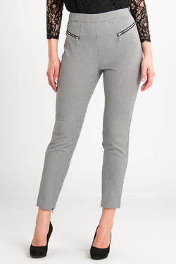 Pantalon GUESS W94B76WAOH0  CARRIE PANTS Blanc