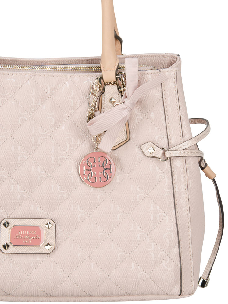 Sac guess rose et beige - Agence air france porte maillot ...