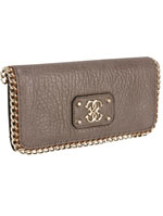 GUESS Portefeuille taupe SWVG48 16590