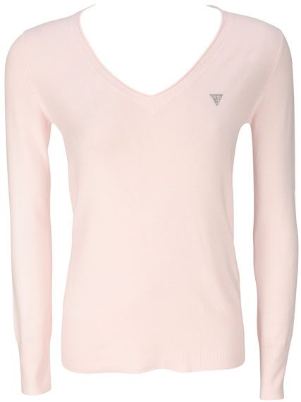 Pull Guess rose Taille 32