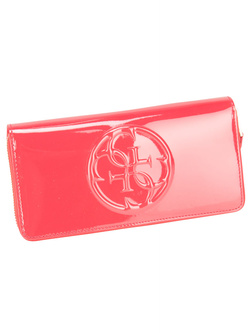 GUESS Portefeuille rouge SWHISH L5246