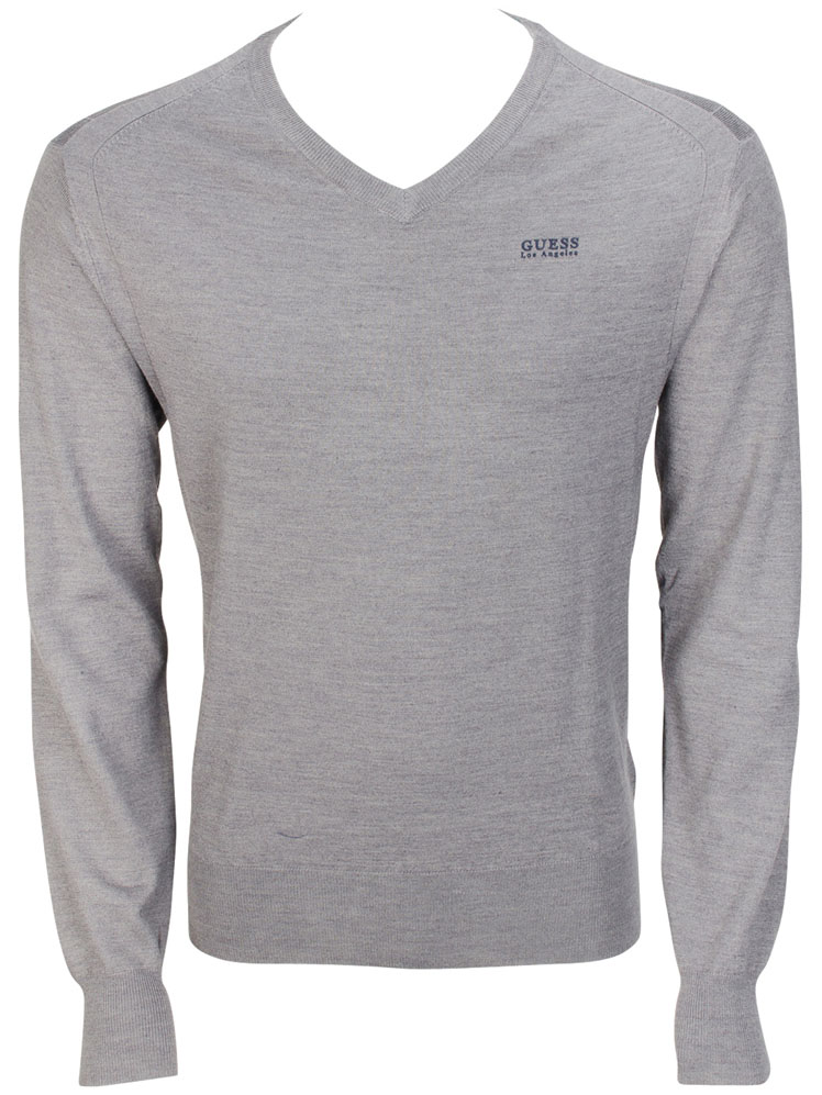 b9110862c10a Guess pull M53R01 Z6F00 gris homme