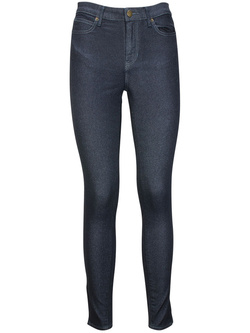 GUESS Pantalon bleu fonc� W52A17 D1SO0