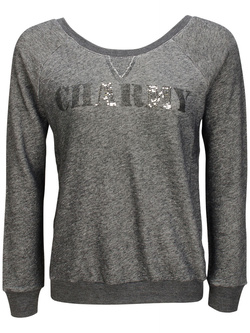 GUESS Pull gris W52Q10 K3RT0