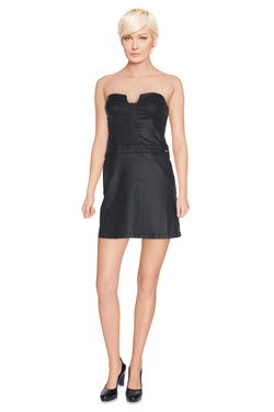 Robe GUESS W54K51 DX004 Noir