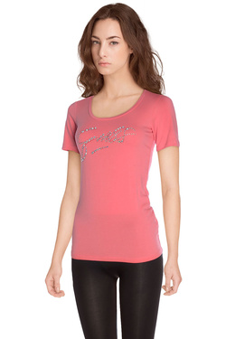 GUESS - Tee-shirtW62I09 K0OY0Rose