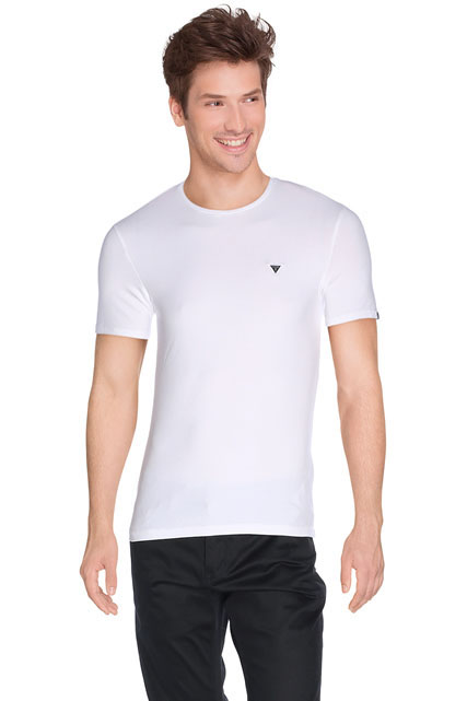 TEE-SHIRT COTON STRETCH GUESS
