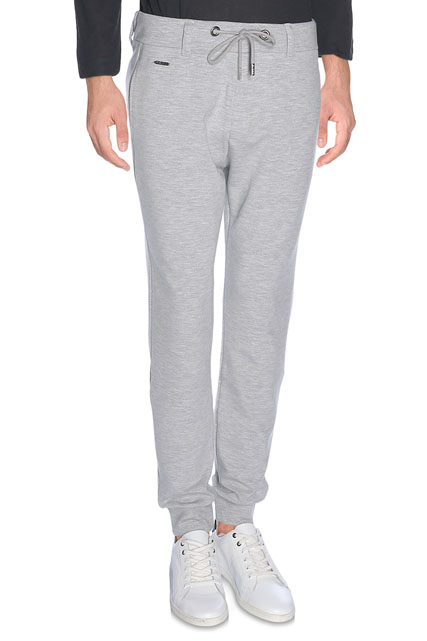 PANTALON DE DÉTENTE EN MOLLETON GUESS