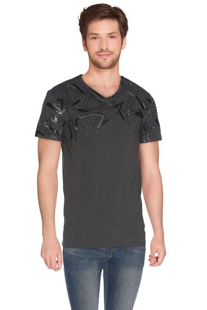 TEE-SHIRT COUPE SLIM GUESS