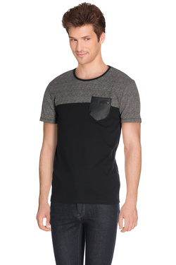 GUESS - Tee-shirtM63P55 K4OF0Noir
