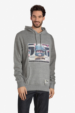 Sweat-shirt HERO SEVEN H18400 Gris