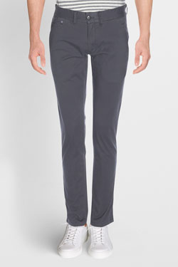 Pantalon HILFIGER DENIM DM0DM00855 Gris