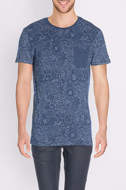 HILFIGER DENIM - Tee-shirtDM0DM02308Bleu