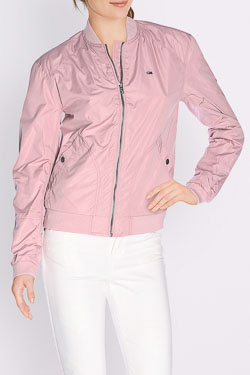 Blouson HILFIGER DENIM DW0DW01655 Rose pale