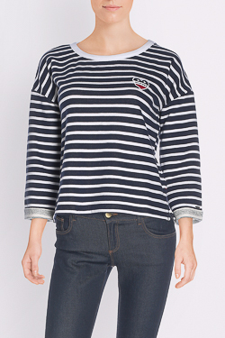 HILFIGER DENIM - Sweat-shirtDW0DW01681Bleu marine