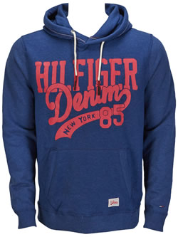 HILFIGER DENIM - Sweat-shirt46HD1SW001Bleu