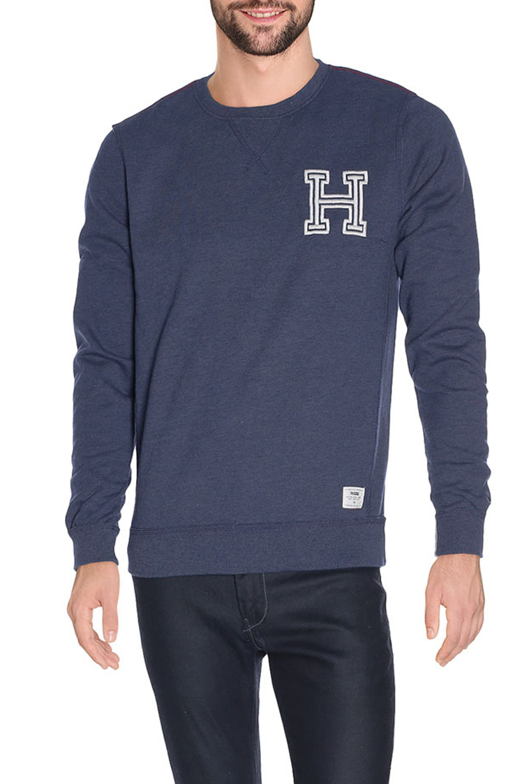 Sweat-shirt HILFIGER DENIM 47HD1SW000 Bleu marine