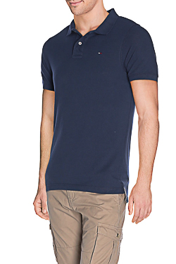 HILFIGER DENIM - Polo47HD1PO200Bleu marine