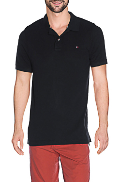 HILFIGER DENIM - Polo47HD1PO200Noir