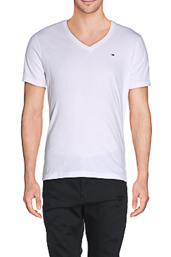 HILFIGER DENIM - Tee-shirt47HD1TS200Blanc