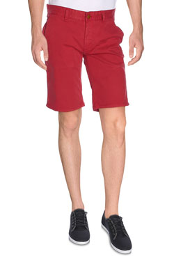 HILFIGER DENIM - Bermuda47HD1PC001Rouge