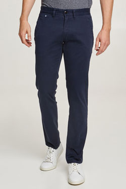 Pantalon HILFIGER DENIM SL FERRY Bleu