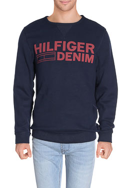 HILFIGER DENIM - Sweat-shirtHILFIGER SWBleu