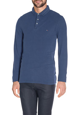 Polo HILFIGER DENIM THDM POLO 3 Bleu