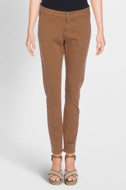 Pantalon I CODE BY IKKS QJ22034 Marron
