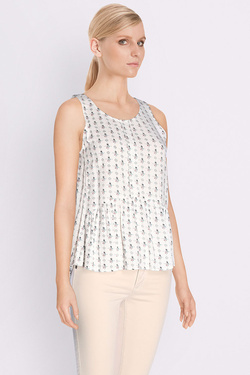 Blouse I CODE BY IKKS QJ11044 Blanc