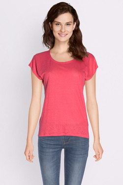 I CODE BY IKKS - Tee-shirtQJ10024Rose fuchsia