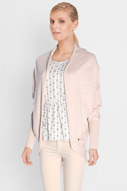 Gilet I CODE BY IKKS QJ17014 Rose fluo