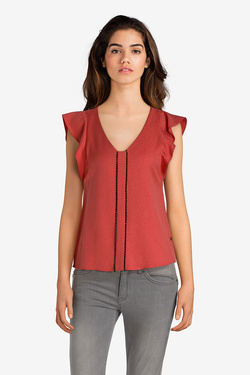 Blouse I CODE BY IKKS QL11374 Rouge