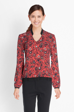 Blouse I CODE BY IKKS QL11034 Rouge