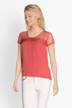 Blouse I CODE BY IKKS QL11394 Rouge