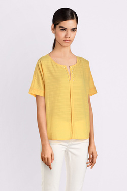 Blouse I CODE BY IKKS QN11044 Jaune