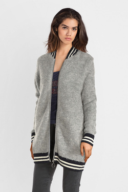 Gilet I CODE BY IKKS QP17044 Gris