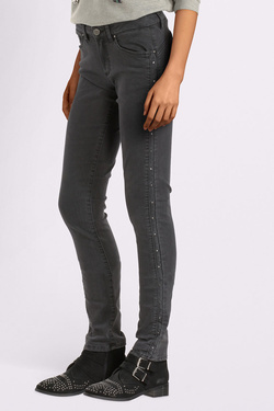 Jean I CODE BY IKKS QP29084 Gris