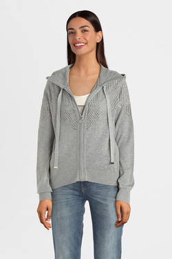 Gilet I CODE BY IKKS QQ17014 Gris