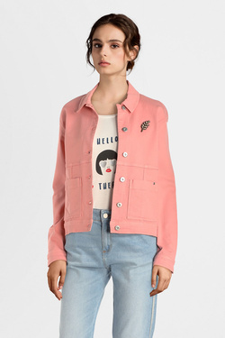 Veste I CODE BY IKKS QQ40004 Rose