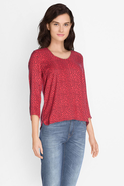 Blouse I CODE BY IKKS QI11084 Rouge