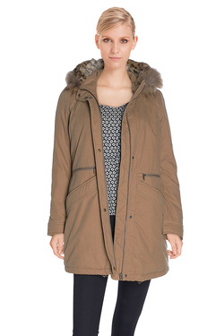 Parka I CODE BY IKKS QI42004 Marron clair
